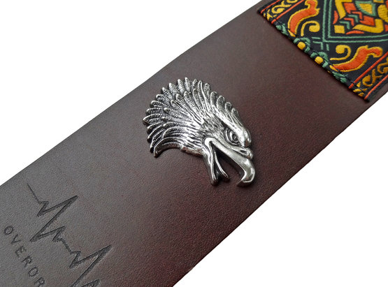 Mastodon guitar strap