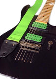 """Lime"" Neon Green Seatbelt Overdrive Strap_"