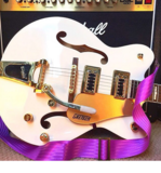 """Violet"" Purple Seatbelt Overdrive Strap_"