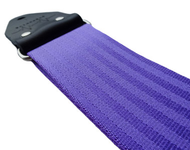 """Violet"" Purple Seatbelt Overdrive Strap"