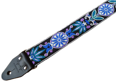 """Wildflower"" Purple/Blue Overdrive Strap"