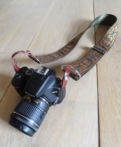 Retro Camera Straps